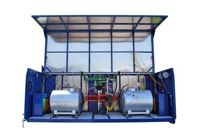 MDS Vorschau min 400x272 - SEDA MDS5-Star Container
