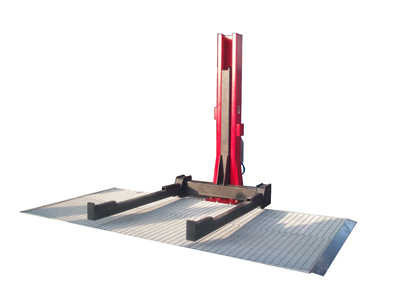 Einsaeulenhebebuehne Vorschau - SEDA Tek Sütunlu Lift 3.5