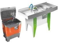 Teilewascher vorschau - SEDA PartsWasher