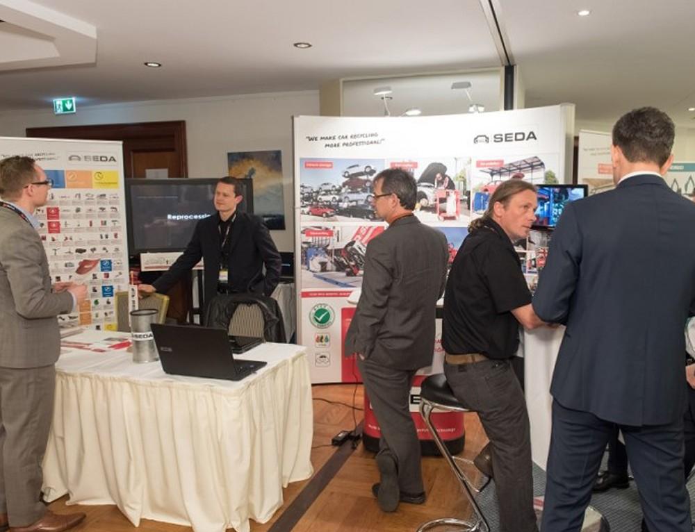 Новые тенденции в утилизации автомобилей на IARC 2017. Берлин.