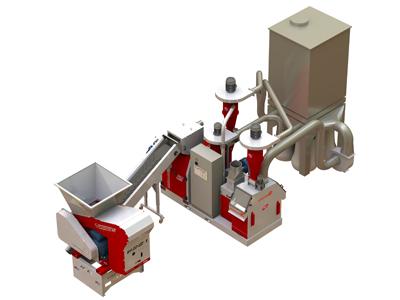 Granulator Vorschau - SEDA Granulator
