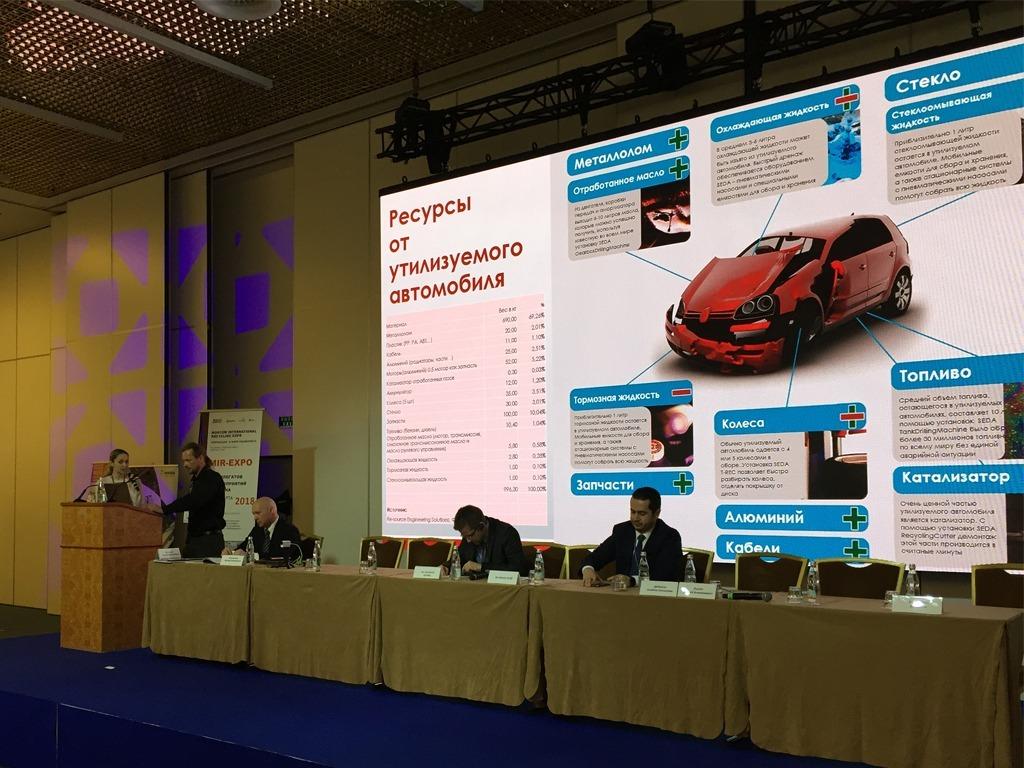 3 - 3-й Евразийский Конгресс EWEEES,  Москва