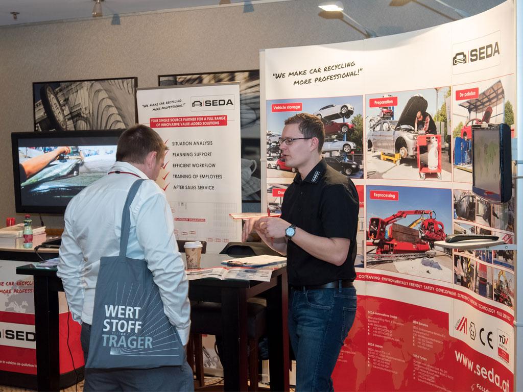 IARC 18 2 1 - 18-й Международный конгресс по переработке автомобилей IARC 2018. Вена, 2018г.