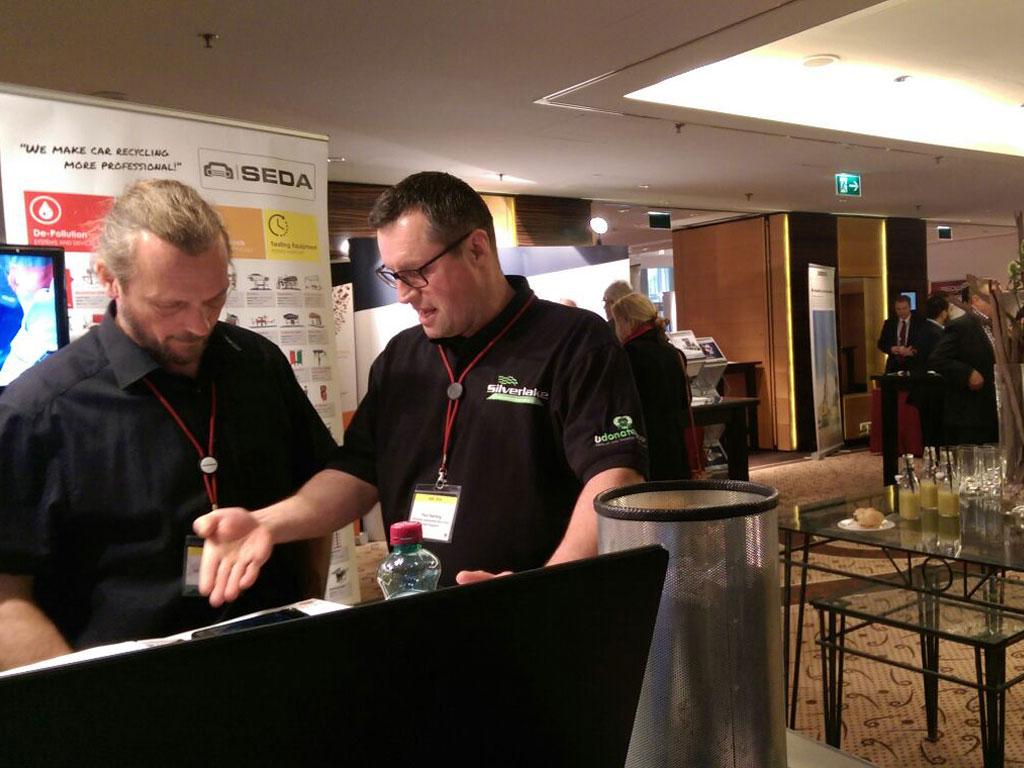 IARC 18 3 - 18-й Международный конгресс по переработке автомобилей IARC 2018. Вена, 2018г.