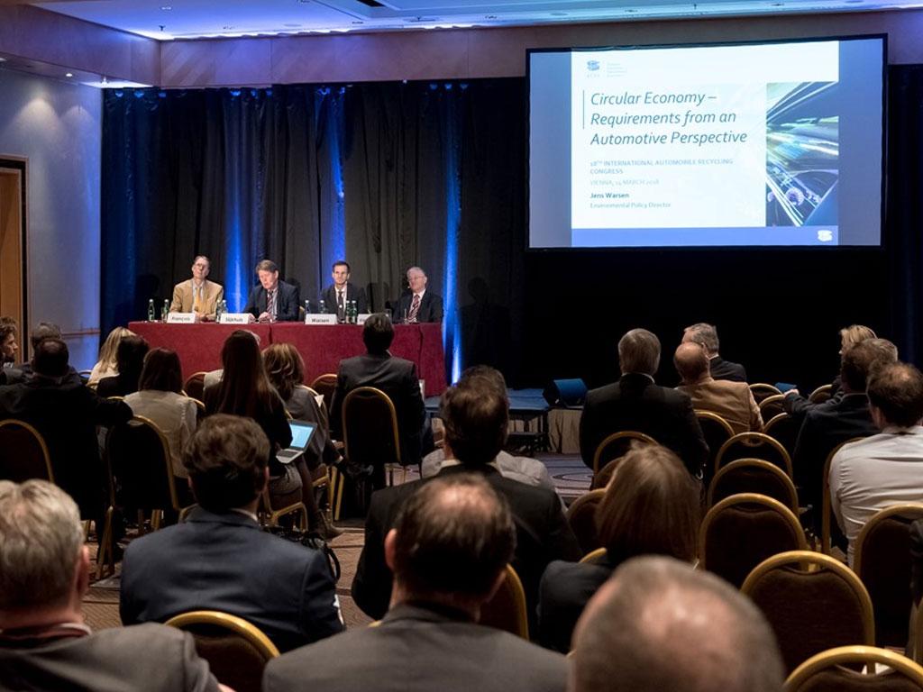 IARC 18 4 - 18-й Международный конгресс по переработке автомобилей IARC 2018. Вена, 2018г.