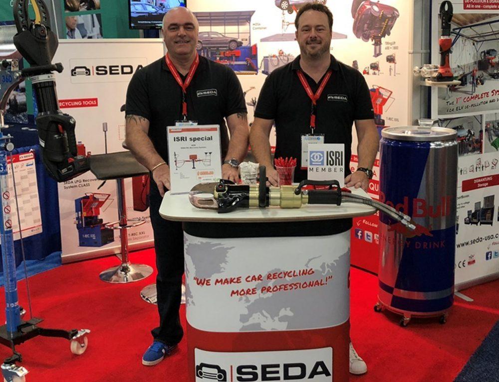 ISRI 2018 в Лас-Вегасе с SEDA