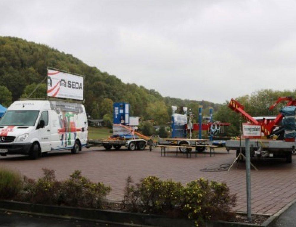 Конференция по переработке ВЭТС в Хоэнроде (Германия)