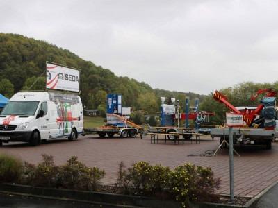 hohenroda2018 1 400x300 - Конференция по переработке ВЭТС в Хоэнроде (Германия)