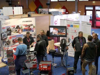 SEDA презентовала свою компанию на 12-й конференции по утилизации автомобилей…